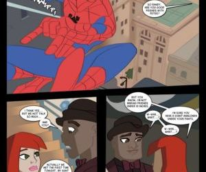 Comics The Spectacular Spider-Man Presents.., threesome  superheroes