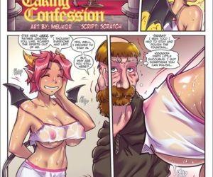 Comics Taking Confession most popular