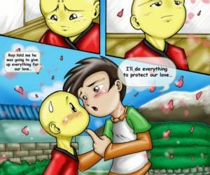 Comics Suprised, In Love And Disappointed, threesome  cheating