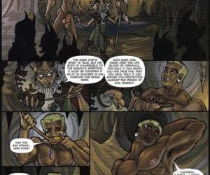 Comics Space Cadet 1 - part 2 yaoi