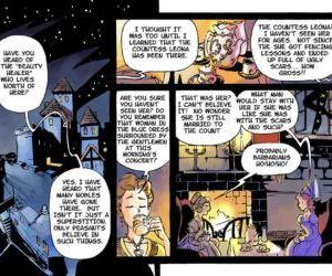 Comics Slimy Thief