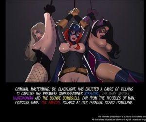 Comics Slave Crisis 4 - Gift From A Goddess, batman  superheroes