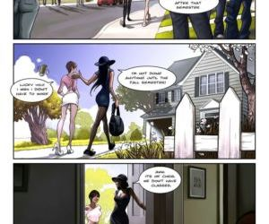 Comics Pantyhose Play, shemale  futanari & shemale & dickgirl