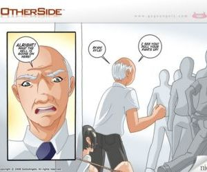 Comics Other Side - part 9, threesome , gangbang  mother