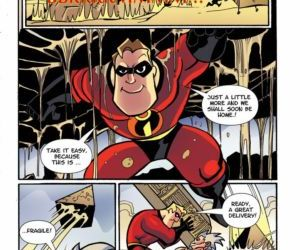The Incredibles In Egypt- Drawn Sex