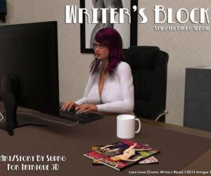 Intrigue 3D- Writer's Block