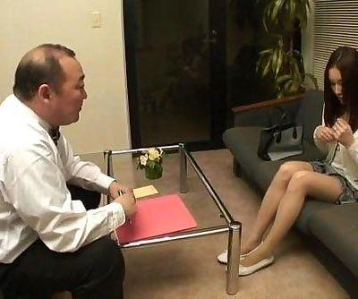 Nozomi Mashiro pumped hard with..
