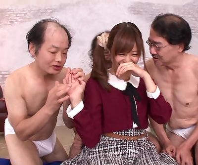 Erito - Japanese Teen Girl Gets..