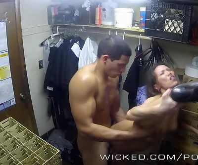 Wicked - Kalina Ryu gets fucked..