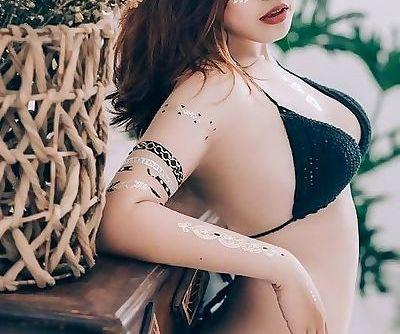 sexy wild model