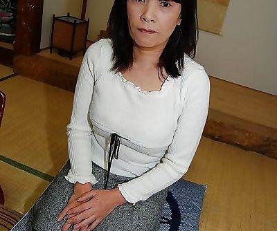 Nasty mature asian Yumiko..