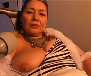 Japnese granny 57 years old -..