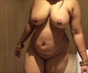 Busty Indian Brown..