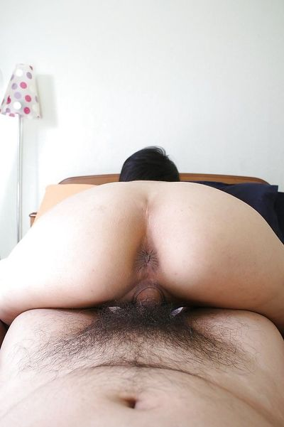 Saucy asian MILF Ayano Nagasawa gives head and gets her hairy cunt banged - part 2