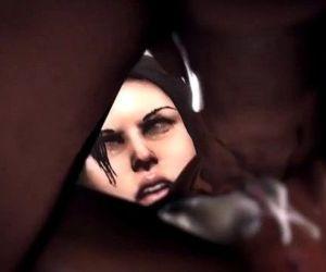 Tomb Raider Lara Croft in trouble - 16 min HD