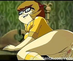 Scooby-Doo Porn - Velma wants a fuck-a-thon - 5 min