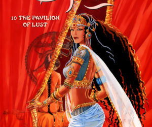 Djinn - Volume #10: The Pavilion of Lust