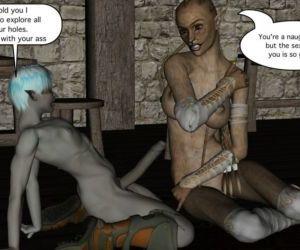 The Sex Elf Quest - part 12