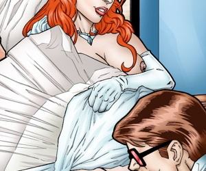Leandro Comics: Jean Grey and Scott Summers Wedding