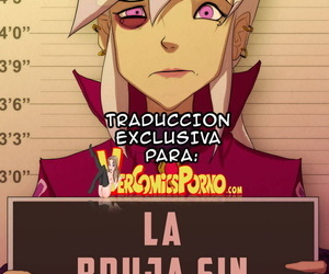 Fixxxer The Witch With no Name - La Bruja Sin Nombre Ben 10 Spanish VerComicsPorno