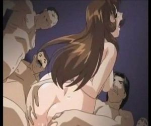 junge hentai Schule Mädchen Gangbang porno - 2 min