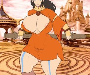 Avatar Comics - Jay Marvel/5ifty