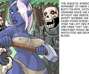World of warcraft comics