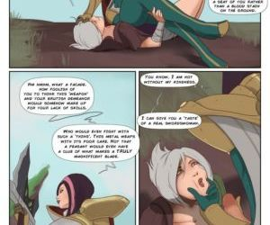 League of legends comics