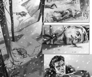 Потерял в В снег - часть 3