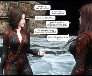 Khajitwoman Chapter 4 - SKcomics - part 2