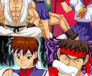 Vega vs Chun-Li 2 - Happy Birthday Super…