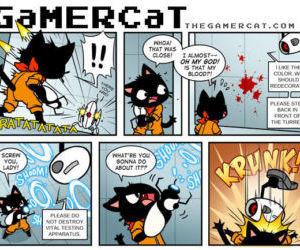 GamerCat - part 2