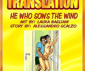 Laura Bagliani- He Who Sows The Wind