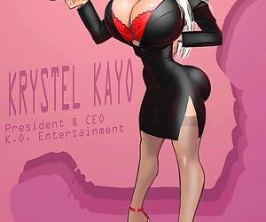 John Persons- Krystel Kayo