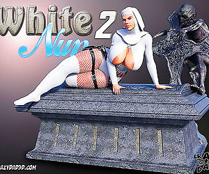 CrazyDad- White Nun 2