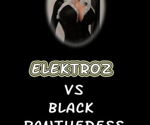 Captured Heroines – Elektroz