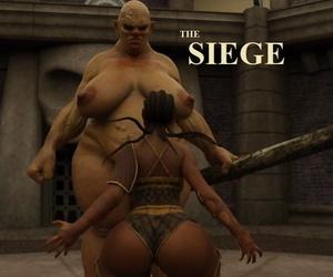 BLACK – THE SIEGE