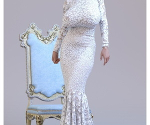 MYA3DX – Wedding dress sets