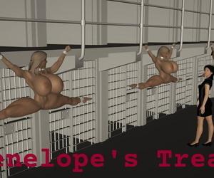 Penelope's Treat- Supersluts 10