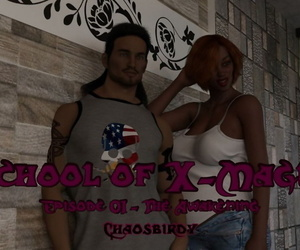 Chaosbirdy – School of X-Magic – Episode 01