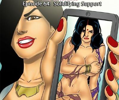 Savita Bhabhi 64- Solidifying Support