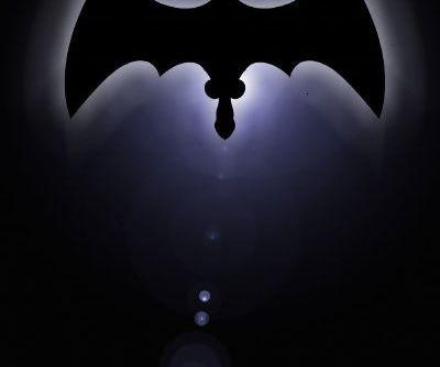 JKR Comix- The Dark Cock Rises