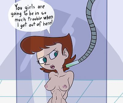Johnny Test- Sexperiments