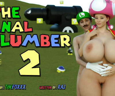 Foxxx- The Anal Plumber 2