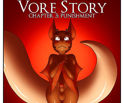 Vore Story Ch. 3: Punishment