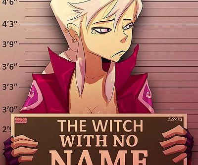 The Witch With no..