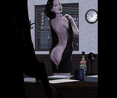 Film Noir - by Ted Hammond
