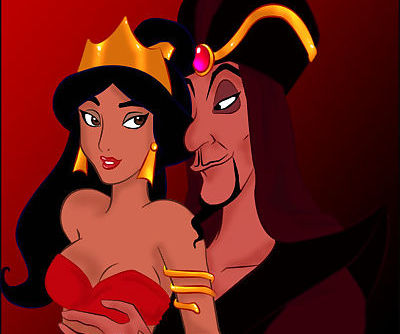 jasmine and jafar turn me on