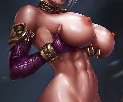 Ivys boobs.
