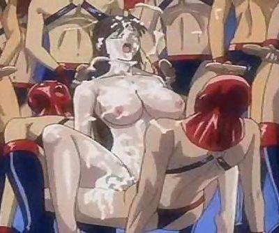 Young Hentai Lesbian XXX Anime..
